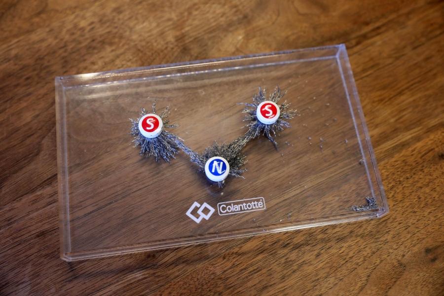 コラントッテ独自の磁石配列方法