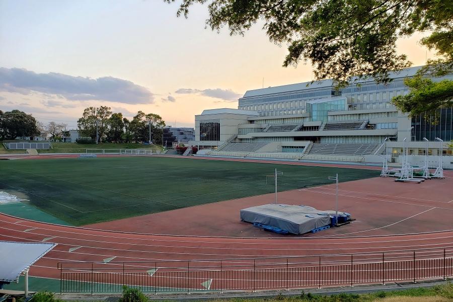 慶應大学グラウンド