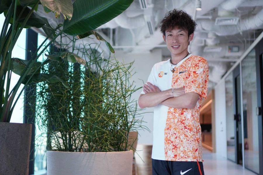 今後の福田選手のNN Running Teamの一員としての活躍に期待!