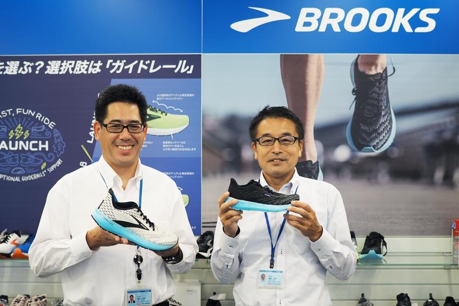 アキレス株式会社の福本さん(写真左)、栗岩さん(写真右)