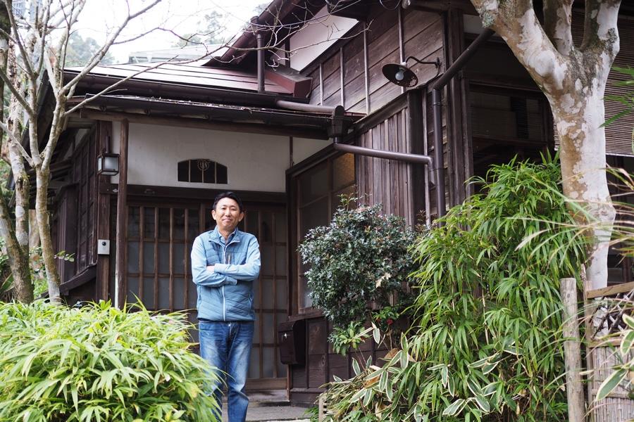 AIFA株式会社のオフィスは、北鎌倉にある築80年以上の古民家! いずれはショップとしてオープンする予定もあるのだとか。ちなみに、奥野さんご自身も以前からGoLiteの大ファンだったそう。アメリカの展示会でブランドの復活を知り、すぐに「日本で販売できるようにしたい!」と、アプローチしたそうです。