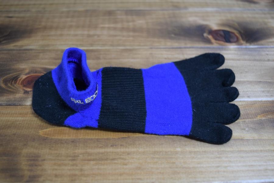特殊製法の靴下