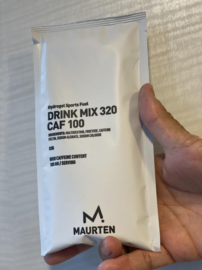MAURTEN DRINKMIX 320 CAF 100